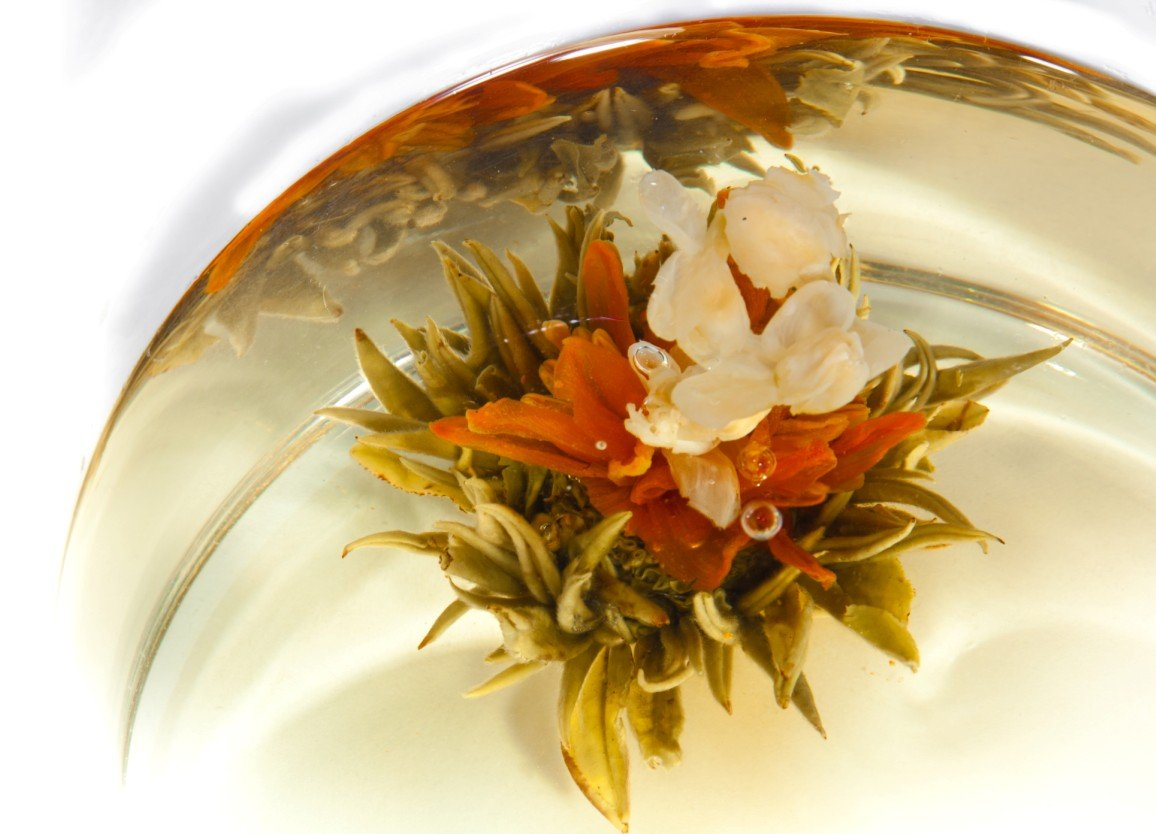 Artistic Teatop Blooming Tea Flower Tea Productschina Artistic