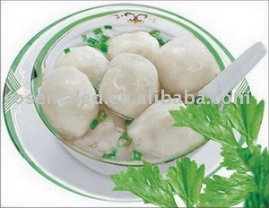 fish eggs or fish ball