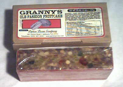 Granny's Ole Fashion Fruit Cake