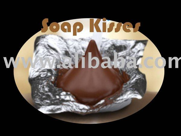 soap kisses cake