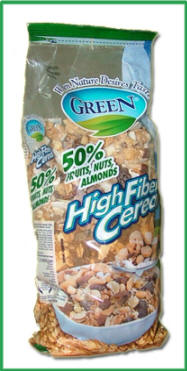 Green Muesli Cereals
