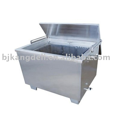 Automatic blending steaming and boiling machine