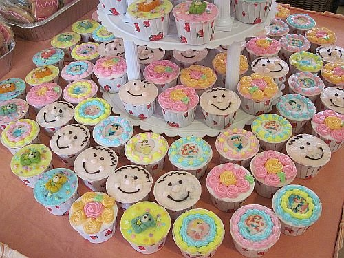 Cupcakes for Baby Shower products,Singapore Cupcakes for Baby