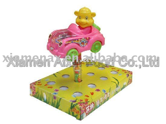 animal car toy candy