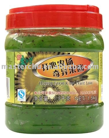 Happy Farm Kiwi Fruit Jam