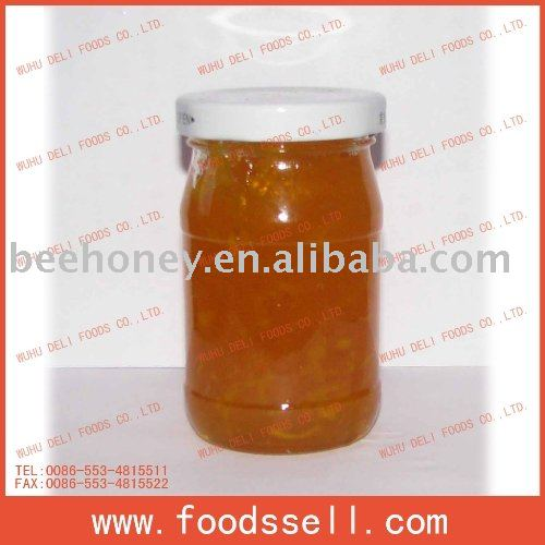 friut jam(orange jam/confiture d'orange )