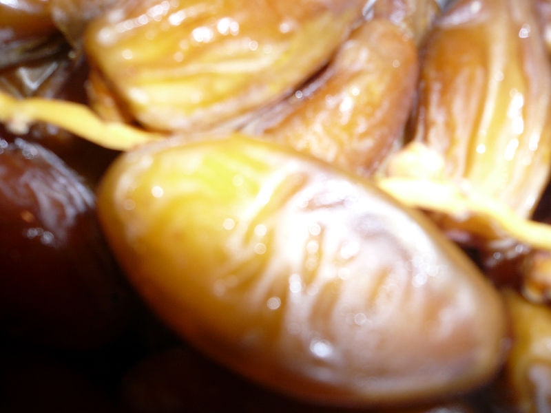Tunisian Dates, Deglet Nour