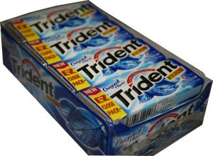 Trident Sugarless Chewing Gum