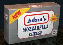 Adam's New Mozzarella Cheese