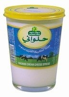 Halwani Cream Cheese Spread Glass 140g
