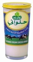 Halwani Cream Cheese Spread Glass 250g