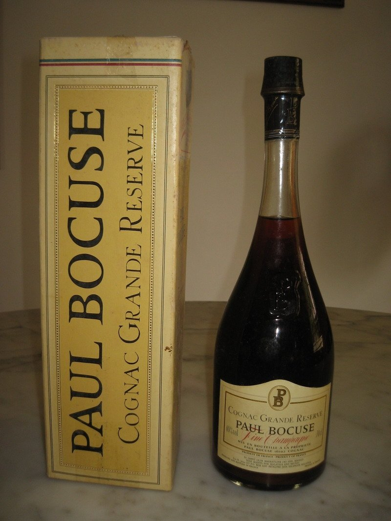 Paul Bocuse Champagne