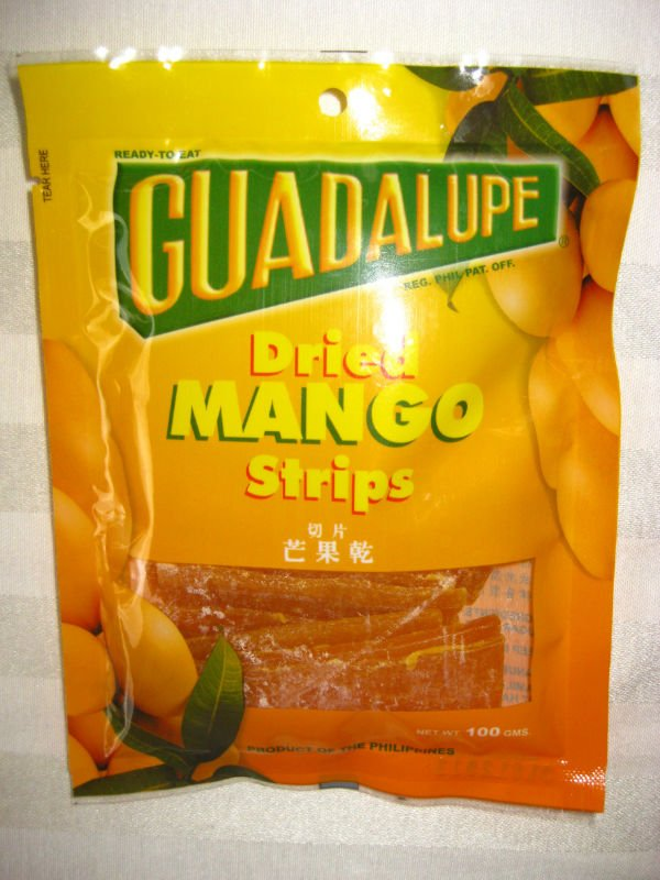 Guadalupe Dried Mango Strips