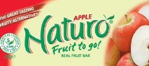 Added Sugar Fruit Bar - Apple