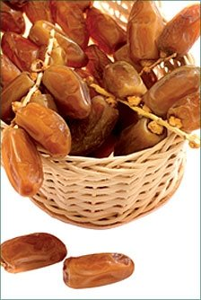 tunisian dates (deglet nour)