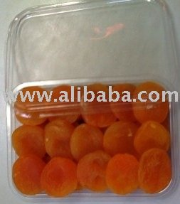 Dried Apricot And Apricot Kernels
