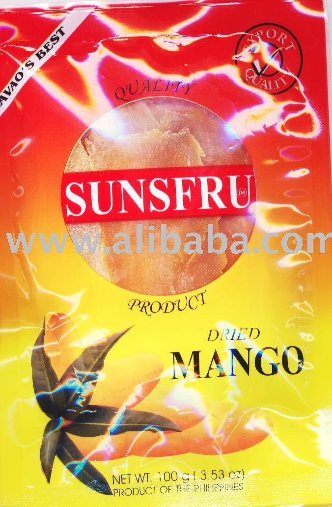 Sunsfru Dried Mango