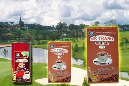 "GROUND COFFEE - MARK ""CTH"" -  VIETNAMESE FLAVORS"