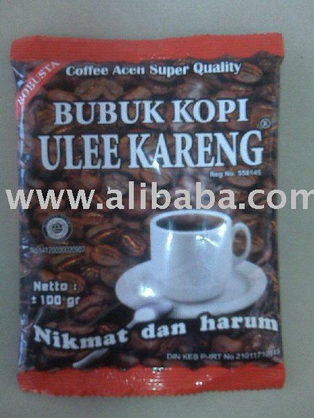 Ulee Kareng Coffee