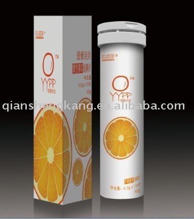 Vitamin C  effervescent tablets