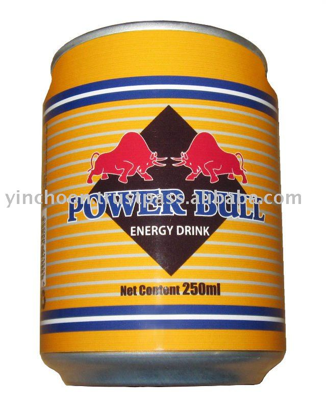 Power Bull Energy Drinks