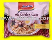 Indomie Mie Keriting Ayam (Curly Chicken noodles)