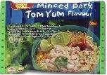 Minced Pork Tom Yum Flavor