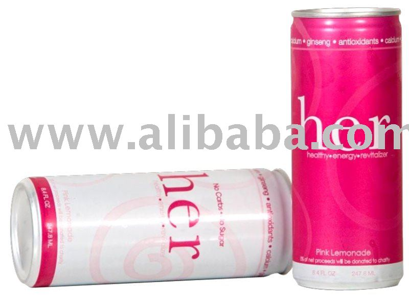 HER energy drink for women
