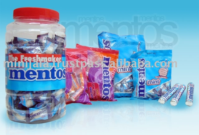 Mentos Candy
