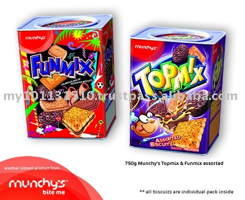 Munchy's Assorted Biscuits 750g