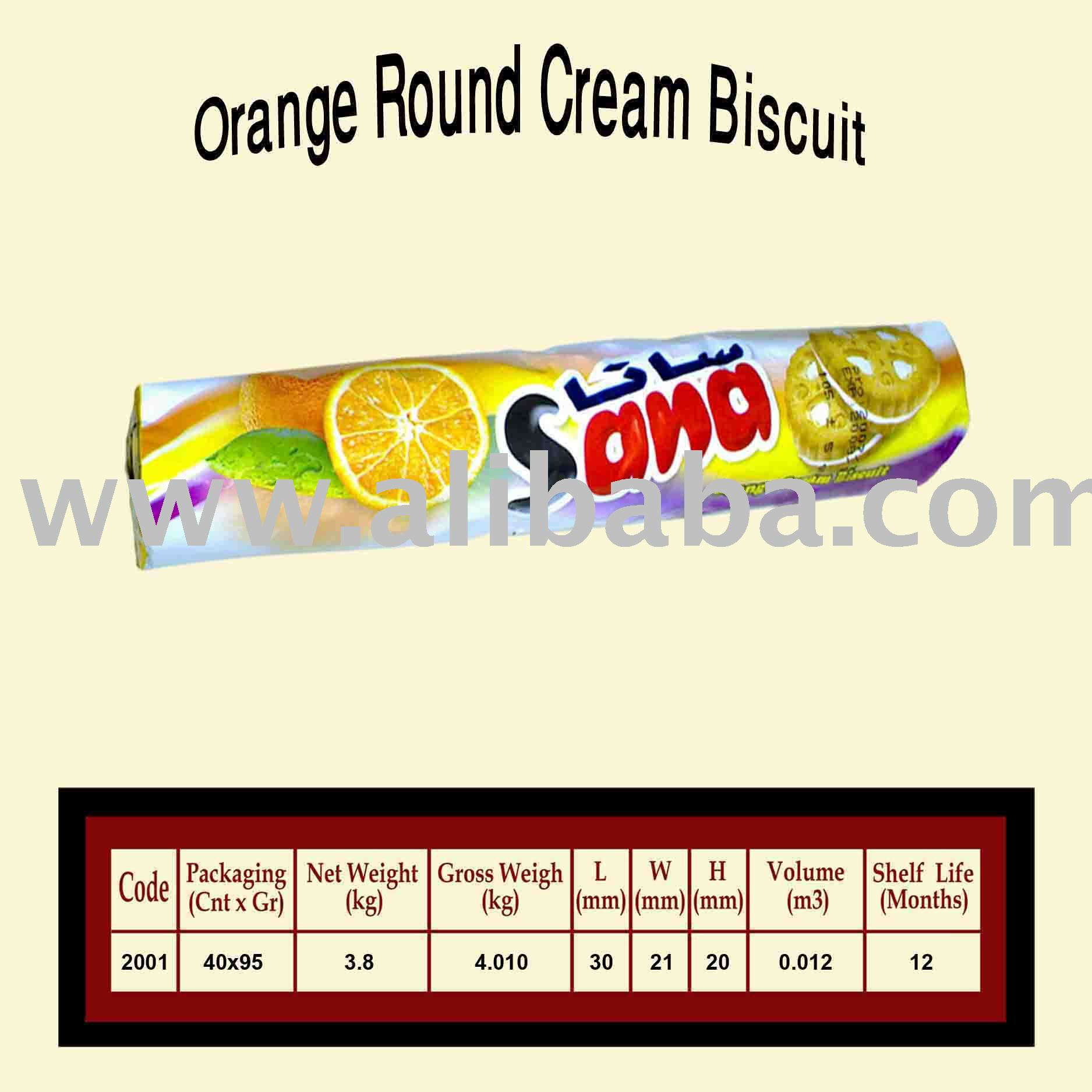 Sell Round shaped Coconut Biscuit