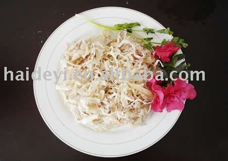 dried squid shredded