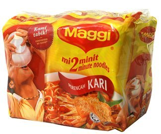 MAGGI-Curry Noodles