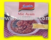 Indomie Mie Ayam (Chicken Noodle)