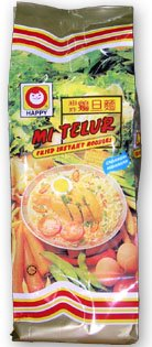 Happy Mi Telor instant noodles