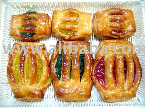Pineapple Danish Biscuit