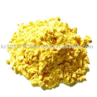 egg york powder