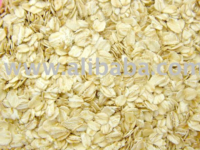 Rolled Oats, Quick Cooking Oats in bulk packing for privet label repacking