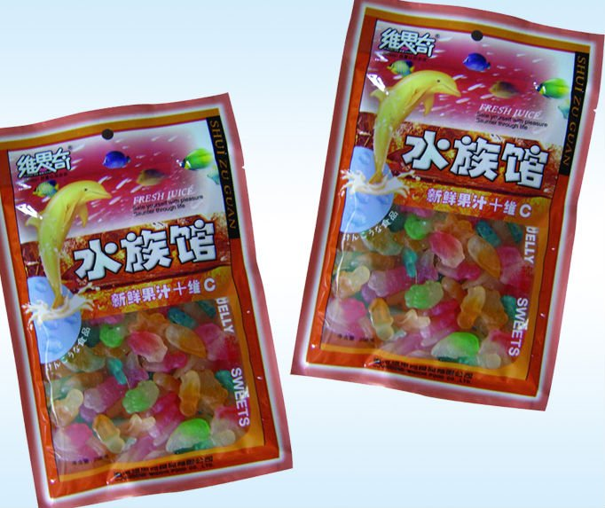 E070012 gummy soft candy