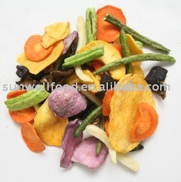 Assorted  Vegetable Crisp (Healthy Snack)