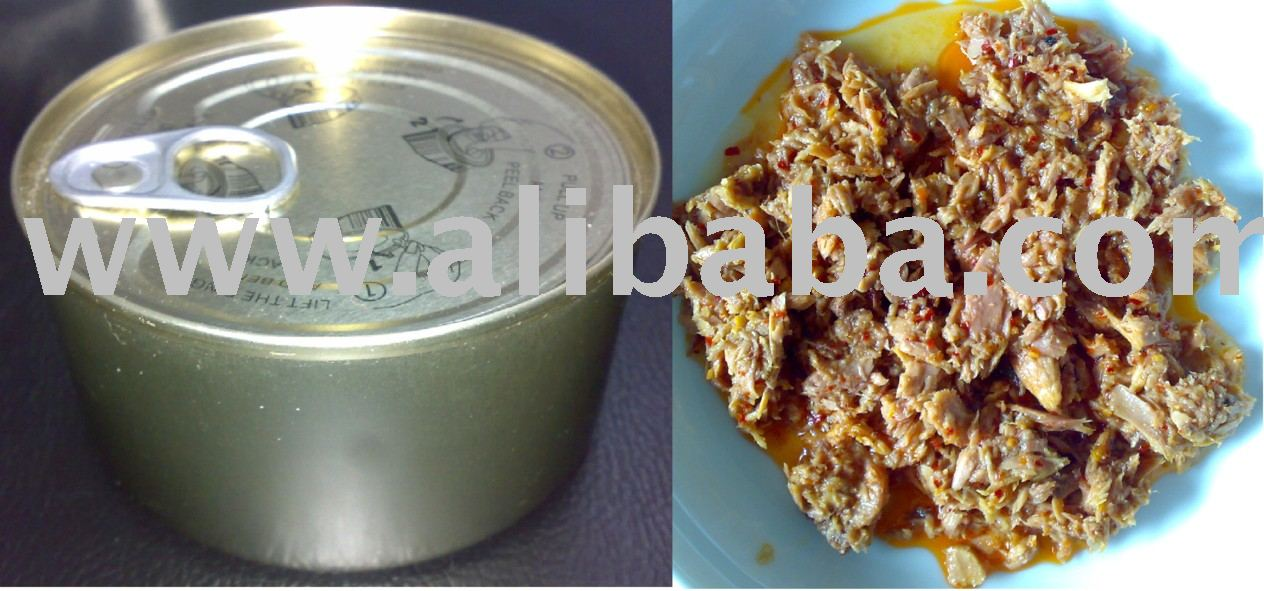 Canned Tuna with Chilli