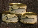 Canned Fish - Smoked Salmon