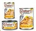 Century Canned Tuna