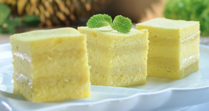 Durian Layer Cake