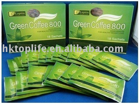 Best Slimming Coffee No Side Effect  Green Coffee 800 (TP18)