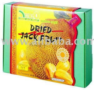 Dried Jackfruit