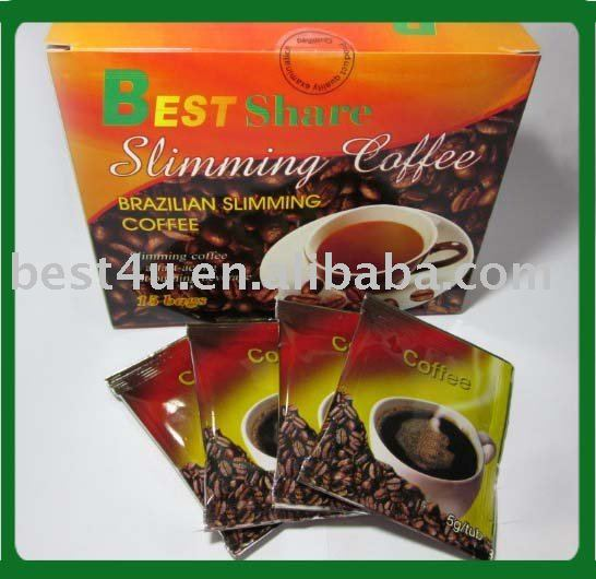 2011 Most Effective Slimming Coffee