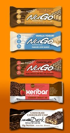 Active Nutrition Bars