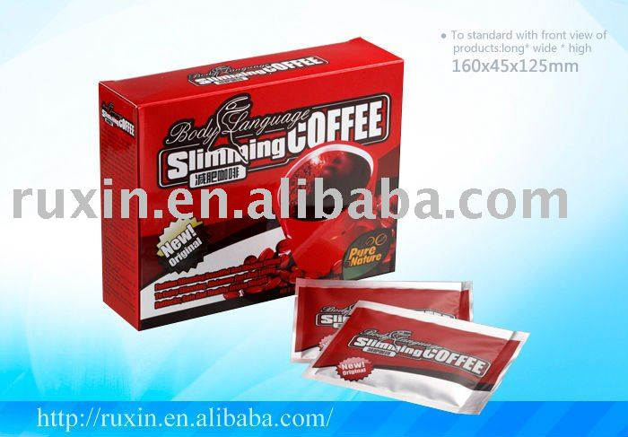 good effect for magic slimming ,weight loss coffee