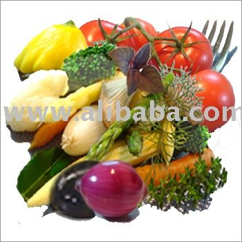 Garden Fresh Vegetables